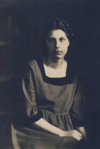 Elsa, um 1925